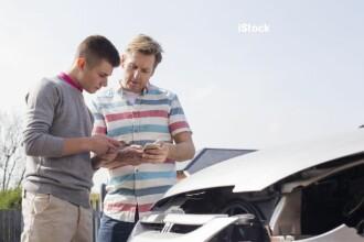 Asiguratorii care plătesc cel mai rapid daunele în caz de accident