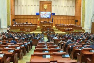 Proiectul prin care Guvernul este abilitat sa emita ordonante in vacanta parlamentara, adoptat de Camera Deputatilor