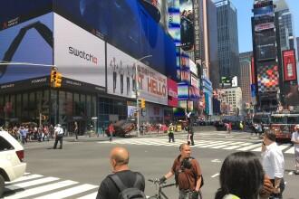 Atentat dejucat în Times Square, cu ajutorul unui agent FBI sub acoperire