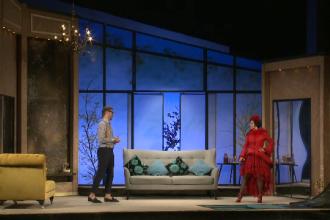 Teatrul Nottara din Capitala, 70 de ani de activitate. Duminica seara, se va organiza un bal in cinstea acestui eveniment