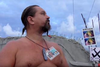 Un blogger nazist din Rusia, fan Hitler si Madonna, la un pas sa fie linsat in Mexic. Ce a postat pe YouTube