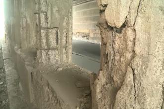 9 poduri din Capitală ar putea cădea la un cutremur mai mare. Câte clădiri sunt în pericol
