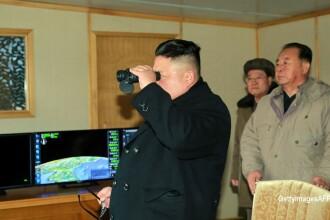 Phenianul sustine ca lansarea rachetei intermediare Pukguksong-2 a fost