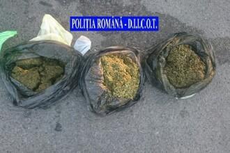 Captura uriasa de heroina, la Calafat. Drogurile erau ascunse intr-un TIR, printre cutiile cu gresie