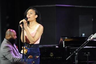 Cantareata americana de origine jamaicana Candice Hoyes aduce jazzul newyorkez la ARCUB: