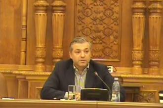 Dan Andronic, la comisia de ancheta a alegerilor prezidentiale din 2009: