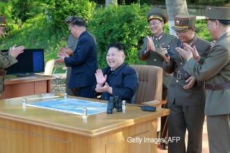 Dupa testarea cu succes a rachetei Pukguksong-2, Kim Jong-un vrea sa produca rachete in masa. Mesajul de amenintare catre SUA