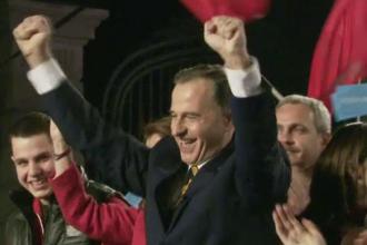 Mircea Geoana, despre pierderea alegerilor prezidentiale in 2009.