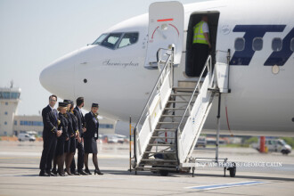 Secretul noilor avioane TAROM. Cine a intrat in ele a avut un soc