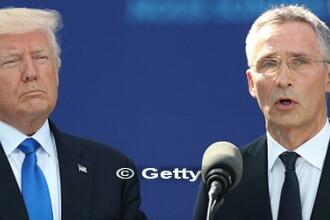 Primul discurs al lui Donald Trump la NATO.