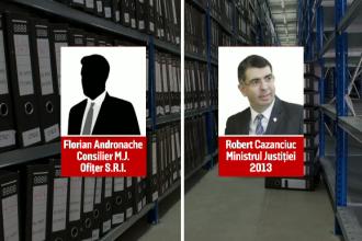 Lista celor care au vizitat arhiva SIPA, publicata. Fostul ministru Cazanciuc: