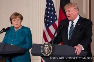 Donald Trump le-a spus liderilor UE ca