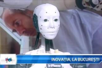 iLikeIT prezinta gadgeturile de la Bucharest Technology Week: roboti, imprimante cu aplicatii si videoproiectoare fara lampa