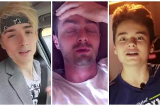 Povestea celor mai buni vloggeri din Romania: Ilie, Mikey Hash sau Bromania. De ce au clipurile lor atata succes pe internet