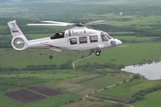 Rusia a testat cu succes noul sau elicopter, KA-62, cel mai bun de pana acum. Poate zbura in orice conditii. VIDEO