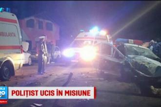 Pedeapsa primita de soferul beat care a intrat in 2015 in masina Politiei, omorand un politist si ranind un altul