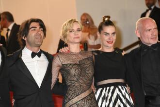 Diane Kruger ar putea castiga premiul pentru interpretare feminina la Cannes. Actrita, ravasitoare pe covorul rosu