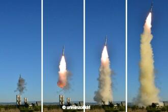 Coreea de Nord a lansat o racheta SCUD ce a aterizat in mare. Phenianul a crescut ritmul testelor la un nivel fara precedent