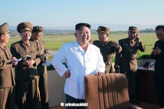Kim Jong Un a ordonat producerea in masa a unei noi arme: