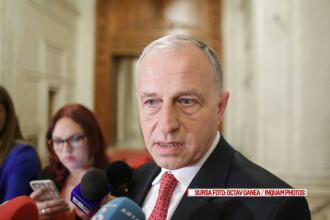 Ce spune Viorica Dăncilă despre revenirea lui Mircea Geoană în PSD