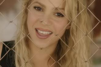 Shakira l-a convins pe Pique sa joace intr-un videoclip de-al ei.