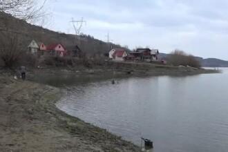 Lacul din Romania considerat Raiul pescarilor, secat de Apele Romane. Localnic: