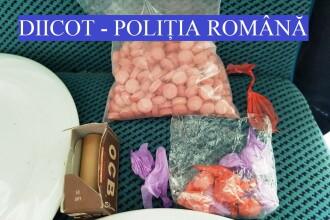 Italian arestat pentru trafic de droguri de mare risc pe plaja de la Mamaia