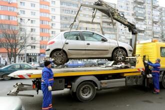 Maşinile vechi de 30 de ani care nu pot fi interzise în Capitală, deşi poluează cât 10