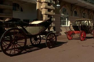 Prințul Harry şi Meghan Markle au ales caleașca pentru nunta regală