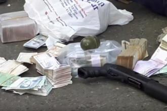 Jaf armat la o bancă, comis de un colonel din Poliţie. A ucis doi paznici