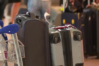 Tot mai multe furturi din bagaje, în aeroport. Hoții sunt foarte greu de găsit