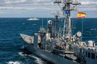NATO mobilizează forţe navale împotriva Rusiei. Statele Unite reactivează Flota a II-a