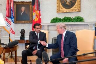 """Qatarul încearcă să intre în grațiile lui Trump cu o achiziție de 6,5 milioane de dolari: """"E o tentativă de a-l influența"""""""