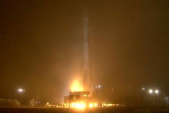NASA a lansat o sondă care va explora planeta Marte. VIDEO
