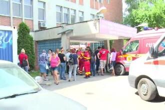 Medicii de la Urgenţe din Oradea au demisionat în bloc, din cauza micşorării sporurilor asistenţilor