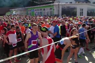 """Competiție sportivă cu peste 1.600 de participanți, la Moeciu de Sus: """"Am savurat cursa"""""""