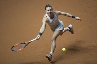 Simona Halep îşi apără la Madrid locul 1 WTA în faţa lui Caroline Wozniacki