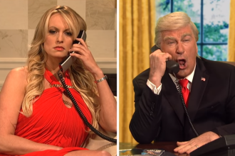 Stormy Daniels l-a ironizat pe Trump într-un show TV. Ce i-a cerut pentru a renunța la acuzații