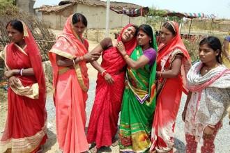 O altă adolescentă din India, violată și incendiată. Este al doilea caz în numai câteva zile