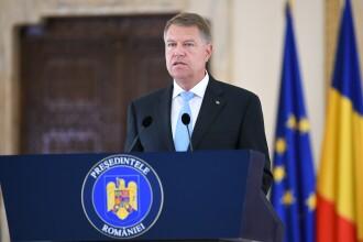 Klaus Iohannis a trimis Parlamentului pentru reexaminare Legea privind organizarea judiciară