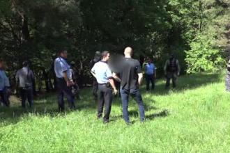 Adolescentul din Botoșani care a ucis o elevă, dus la locul crimei pentru reconstituire