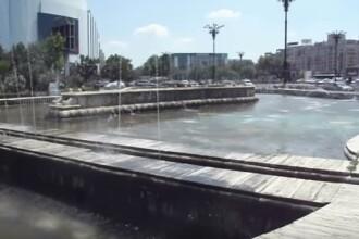 Fântânile din centrul Bucureștiului vor fi reabilitate. Investiţia este de 7 milioane de euro