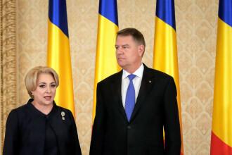 """Dăncilă, despre relația cu Klaus Iohannis: """"Am încă speranţa că pentru ţară putem ajunge la un consens"""""""