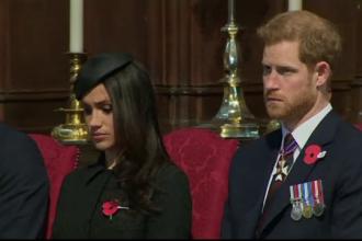 Titlul pe care îl va primi Meghan Markle după căsătoria cu prințul Harry