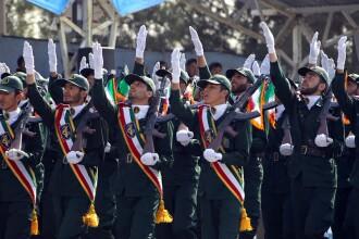 "Gardienii Revoluției din Iran: ""Dacă americanii fac o mişcare, îi vom lovi frontal"""