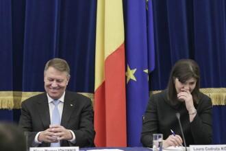Iohannis a anunțat ce va face dacă judecătorii CCR vor decide revocarea lui Kovesi de la DNA