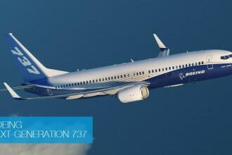 Reacţia TAROM după suspendarea zborurilor cu Boeing 737 Max. Compania a comandat 5 aparate
