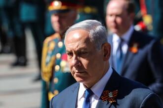 """Netanyahu: Iranul a încălcat """"linia roșie"""" în urma atacului cu rachete"""