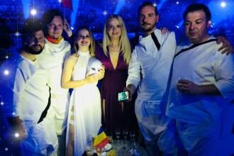 Eurovision 2018. Trupa The Humans, mesaj după ratarea calificării în finala competiției muzicale