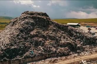 O mare de peturi, noxe şi otrăvuri aruncate în aer, imaginea care va costa România sute de mii de euro pe zi